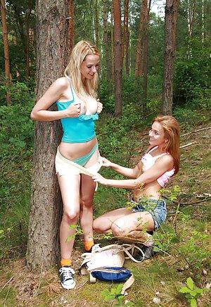 Outdoor Lesbian Pics